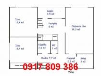 Na predaj slnečný 3,5 izbový byt Dúbravka, komplet rekonštrukcia – realitná kancelária Xemar