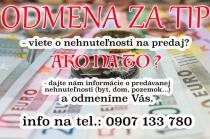 Predaj- stavebný pozemok- 1300 m2 - Detva- Piešť I. - Skalenec – realitná kancelária Xemar