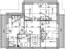 Na predaj novostavba rod. domu v malebnej obci Mýto pod Ďumbierom – realitná kancelária Xemar