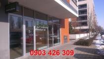 Na prenájom lukratívny nebytový priestor v Rozadole 95 m2 – realitná kancelária Xemar