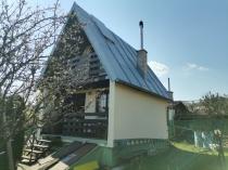 Murovaná záhradná chatka v zahradkárskej osade Hájik/ Zvolen – realitná kancelária Xemar
