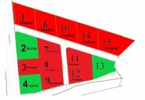 Exkluzívne na predaj  posledné 3 slnečné  stavebné pozemky v obci Kalinovo – realitná kancelária Xemar