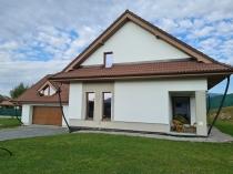 Na predaj rod. dom v Detve (novostavba)- exkluzívne – realitná kancelária Xemar