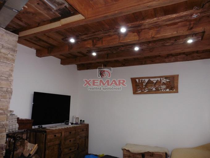 ... Na predaj chata v rekreačnej oblasti Látky- Prašivá – realitná  kancelária Xemar ... a274bb08bd8