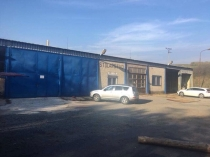 Priemyselný areál v obci Pliešovce – realitná kancelária Xemar