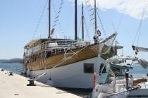 Na predaj rekreačný domček s terasou pri mori v Chorvátsku – realitná kancelária Xemar