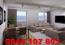 Posledný 3 izb. byt v novostavbe CENTRAL, BB – realitná kancelária Xemar