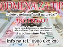 Na predaj 1izbovy byt Bakossova ul., Banská Bystrica – realitná kancelária Xemar