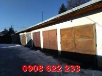 Na predaj garáž, Brezno - Halny – realitná kancelária Xemar