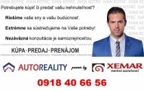 Na predaj 3i byt v obci Korytnica. – realitná kancelária Xemar