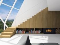 Na predaj luxusná vila vo výstavbe, Pršianska terasa, Banská Bystrica – realitná kancelária Xemar