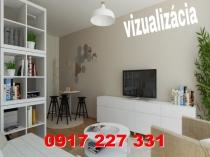Na predaj 1,5 izb. byt v novostavbe na Belvederi v Banská Bystrica – realitná kancelária Xemar