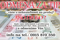 Na predaj veľkometrážny 3 izbový tehlový byt v centre mesta Banská Bystrica – realitná kancelária Xemar